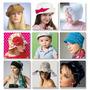 Sombreros Fashion Para Bebés, Niñas, Niños, Damas Y Quimio