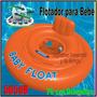 Flotador Inflable Salvavidas Para Bebe 76cm Intex 56588 Play
