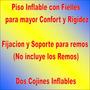 Bote Inflable Challenger 3 Sin Remos Ni Bomba Rio Playa Mar