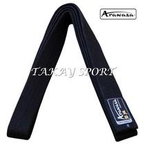 Cinturón Negro Arawaza Deluxe Cinta Negra De Karate