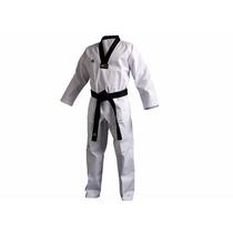 Uniforme Adichamp Iii Para Taekwondo Wtf Marca Adidas