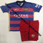 Conjunto Futbol Barcelona Local 2015-2016 Mod Nuevo