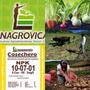 Fertilizante Abono Orgánico Mineral