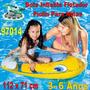 Bote Flotador Inflable Piolin Niños Bestway 97014 3-6 Años