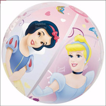 Pelota Inflable 51cm Princesas Disney Piscina Playa 91042