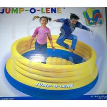 Colchon Saltarin Inflable Intex Jump O Lene Brinca