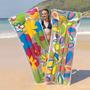 Flotador Inflable Colchoneta Piscina Playa Splash And Play