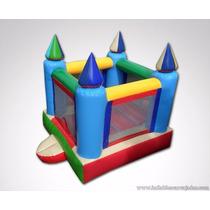 Brinca-brinca Tipo Castillo 3x3 Colchon Inflable
