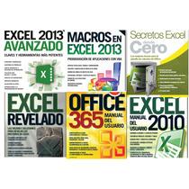 Libros Excel Avanzado Computación Ebook Curso