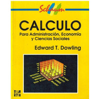 Libro, Calculo Para Administración, Economía Y C. Sociales.