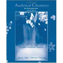 Solucionario Química Analítica Skoog 7ma Ed