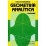 Libro, Solucionario Geomertría Analítica De Charles Lehmann
