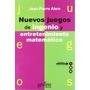 Libro, Nuevos Juegos Ingenio Entretenimiento Matemático Alem