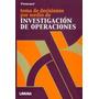 Investigacion De Operaciones. Thierauf..!