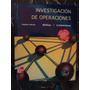 Libro De Investigacion De Operaciones Hillier-lieberman
