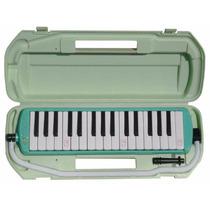 Organo De Soplar O De Boca 32key Timbre Musical De Acordeon