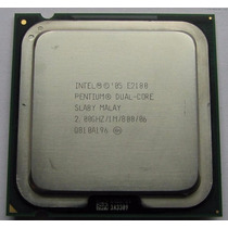 Procesador Intel Dual Core S775 2.0 1m 800 E2180 Sla8y Oem