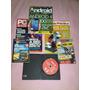 5 Revistas Y Un Dvd De Tecnologia Por El Precio Publicado