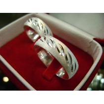 Aros Diamantados Zatinados Elaborados En Plata 925!calidad