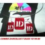 Zarcillos Y Dijes One Direction Artistas Online Acrílico
