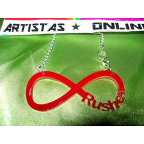 Collares Infinitos Big Time Rush Artistas Online