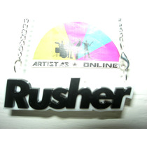 Dijes Rusher Big Time Rush Artistas Online