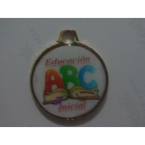 Medallas Lisa Para Preescolar 6to Grado Y 5 Puntas Resinada
