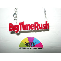 Bisuteria Rusher Big Time Rush Artistas Online