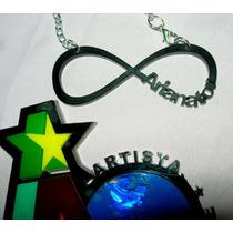 Arianator Collar Infinito Artistas Online