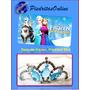 Tiara, Corona Princesas De Frozen, Disney