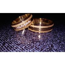 Anillos Matrimonio, Alianzas