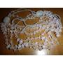 Preciosos Collares De Piedras Semi-preciosas Cuarzo Blanco