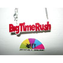 Bisuteria Rusher Big Time Rush Artistas Online