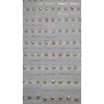 100 Pares De Zarcillos De Perlas Cultivadas