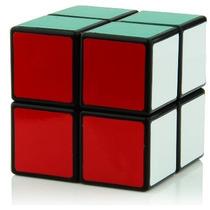 Cubo De Rubik Shengshou Aurora 2x2 Negro Speedcube 50mm