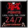 610 Riot Points Para League Of Legends Servidor Lan