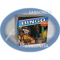 Super Bingo Casino De 100 Cartones. Grande - Potente -fuerte