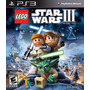 Juego Lego Star Wars 3 The Clone Wars
