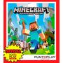 Minecraft Ps3 Licencia Digital Somos Tienda