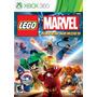 Marvel Lego Xbox 360 Super Heroes Nuevo Original Y Sellado!