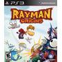 Rayman Origins Ps3 Disco Nuevo Y Sellado Somos Tienda Fisica