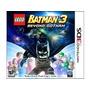 Juegos Nintendo 3ds Lego Batman 3 Nuevo Original Y Sellado!