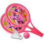 Raquetas De Princesas Disney Para Niña Juegos Pelota Volante