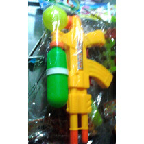Pistolitas Agua Grande