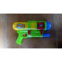Pistola De Agua Mediana Presion Agua 3 Metros