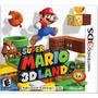Super Mario 3d Land Nintendo Original 3ds