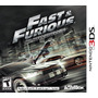 Fast And Furious (rápidos Y Furiosos) 3ds
