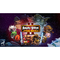 Juegos Android Angry Birds Star Wars 1y2 + Bono