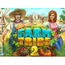 Farm Tribe 2 Español Juego Pc Educativo