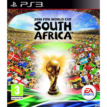 Ps3 Fifa World Cup South Africa 2010 Para Playstation 3